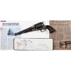 Historic collection of 2 includes Remington