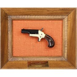 Colt single shot .22 short NVSN Derringer