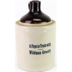 Wildman Grocery of Rapid City SD antique