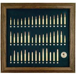 Nice ammunition display board by Tatonka