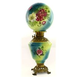 Beautiful GWTW lamp with correct matching hand