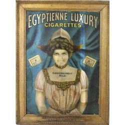 C. 1920's Egyptienne Luxury Cigarrettes