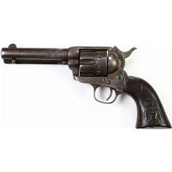 """Colt SA .45 cal. SN 113353 revolver 3 3/4"""" barrel"""