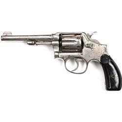 "S&W .32 cal. SN 12672 revolver 5"" barrel"