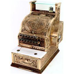 Antique National Cash Register Model 317