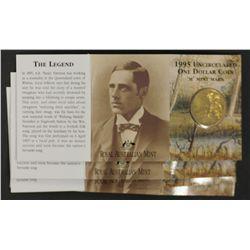 1995 $1 Coins B, C, S, M