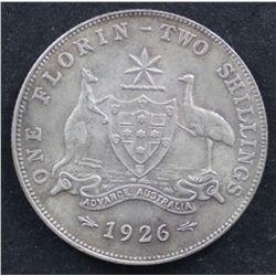 1926 Florin EF plus