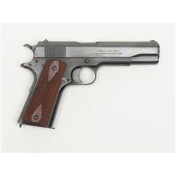 "United States Property marked Remington UMC Model  of 1911 U. S. Army semi-auto pistol, .45 cal., 5"""