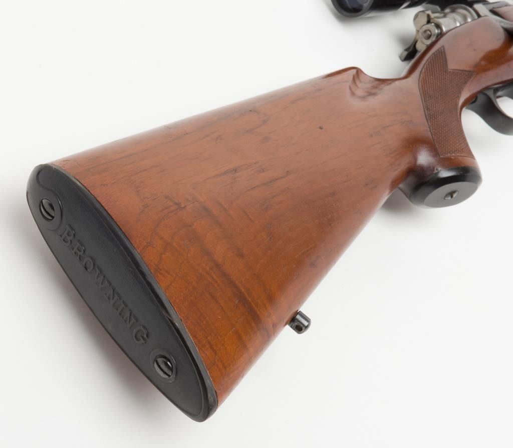 Fabrique Nationale Custom Mauser In .30-06 Caliber With A