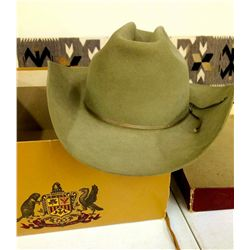 Vintage Stetson Hat with Box