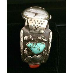 Native American Watch Cuff
