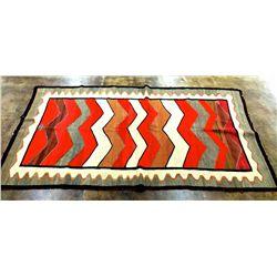 Early 1900s Navajo rug