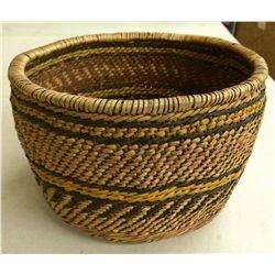 Havasupai Polychrome Basket