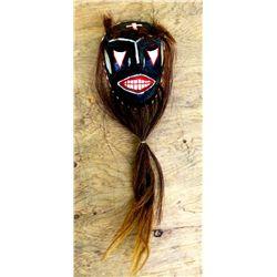 Vintage Yaqui Dance Mask
