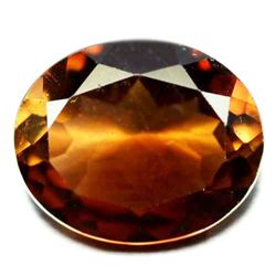 3.88 CT. NATURAL CHAMPAGNE BRAZILIAN TOPAZ