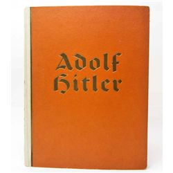 GERMAN NAZI DICTATOR ADOLF HITLER CIGARETTE CARD ALBUM