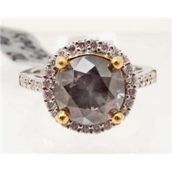22KT GOLD DIAMOND RING - $39.2K