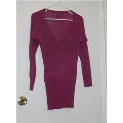 "Naomi Watts ""Dream House"" Purple Shirt"