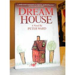 """Dream House"" Prop Hardcover Book Featuring Daniel Craig"