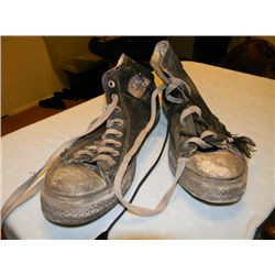 "Daniel Craig ""Dream House"" Screen Worn Converse Sneakers"