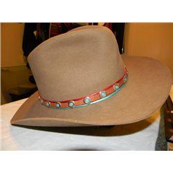 "Johnny Depp ""Vanity Fair"" Featured Stetson Hat"