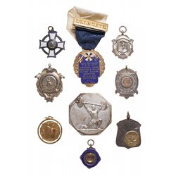 Sporting Medals;
