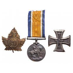 Canada. 1914-1918.
