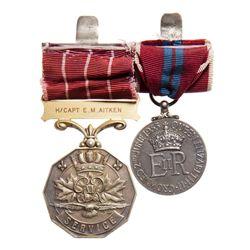 Canada. 1939-1945.