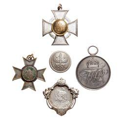 Germany. 1914-1918.