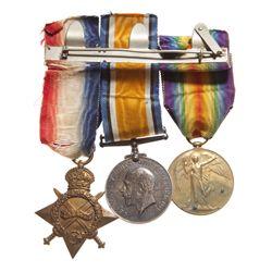 Wales. 1914-1918.