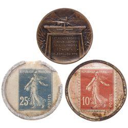 France. 1914-1920.