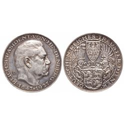 Germany. 1847-1927.