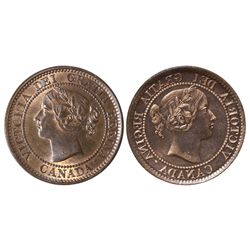1 CENT 1858