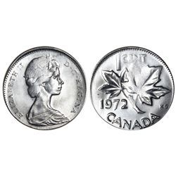 1 CENT 1972