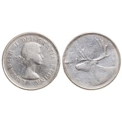 25 CENTS 1964