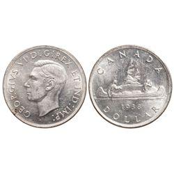 1 DOLLAR 1938