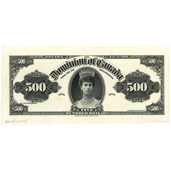 $500.00.