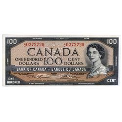 $100.00. 1954 Issue.
