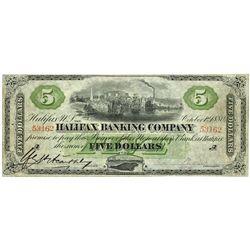 HALIFAX BANKING CO.