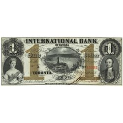 THE INTERNATIONAL BANK OF CANADA