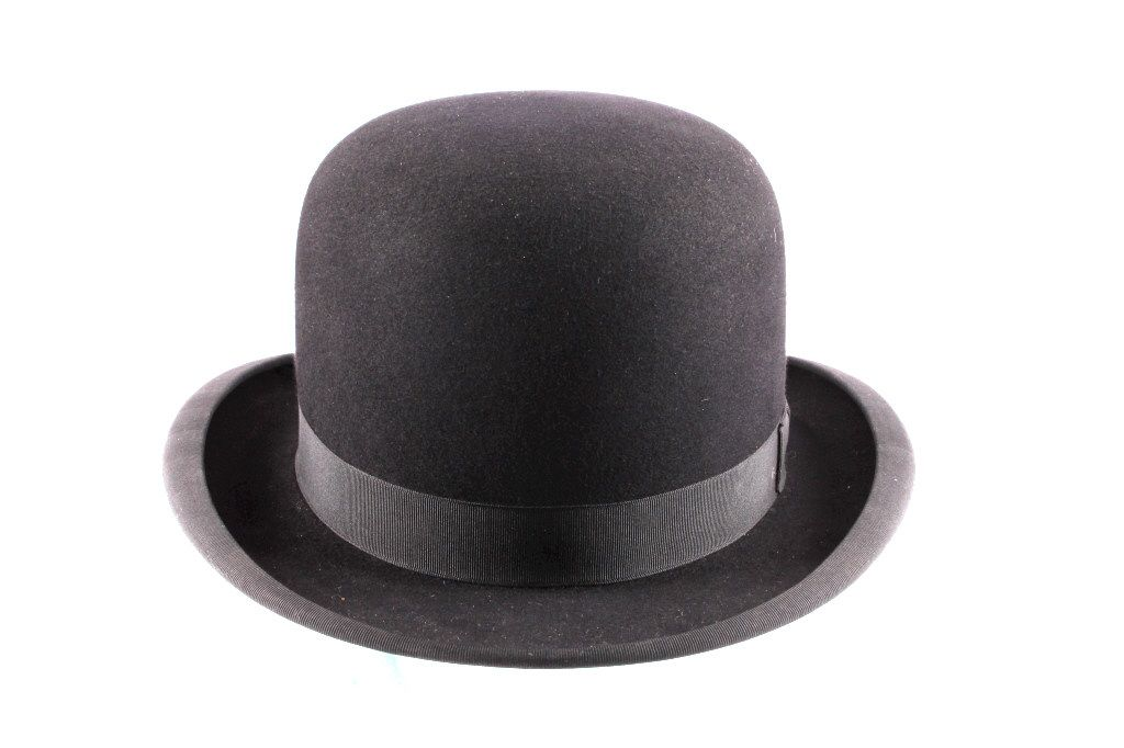 b4f9706b5ef49 Image 1   Bullock   Jones San Francisco Round Top Hat 1880 s ...