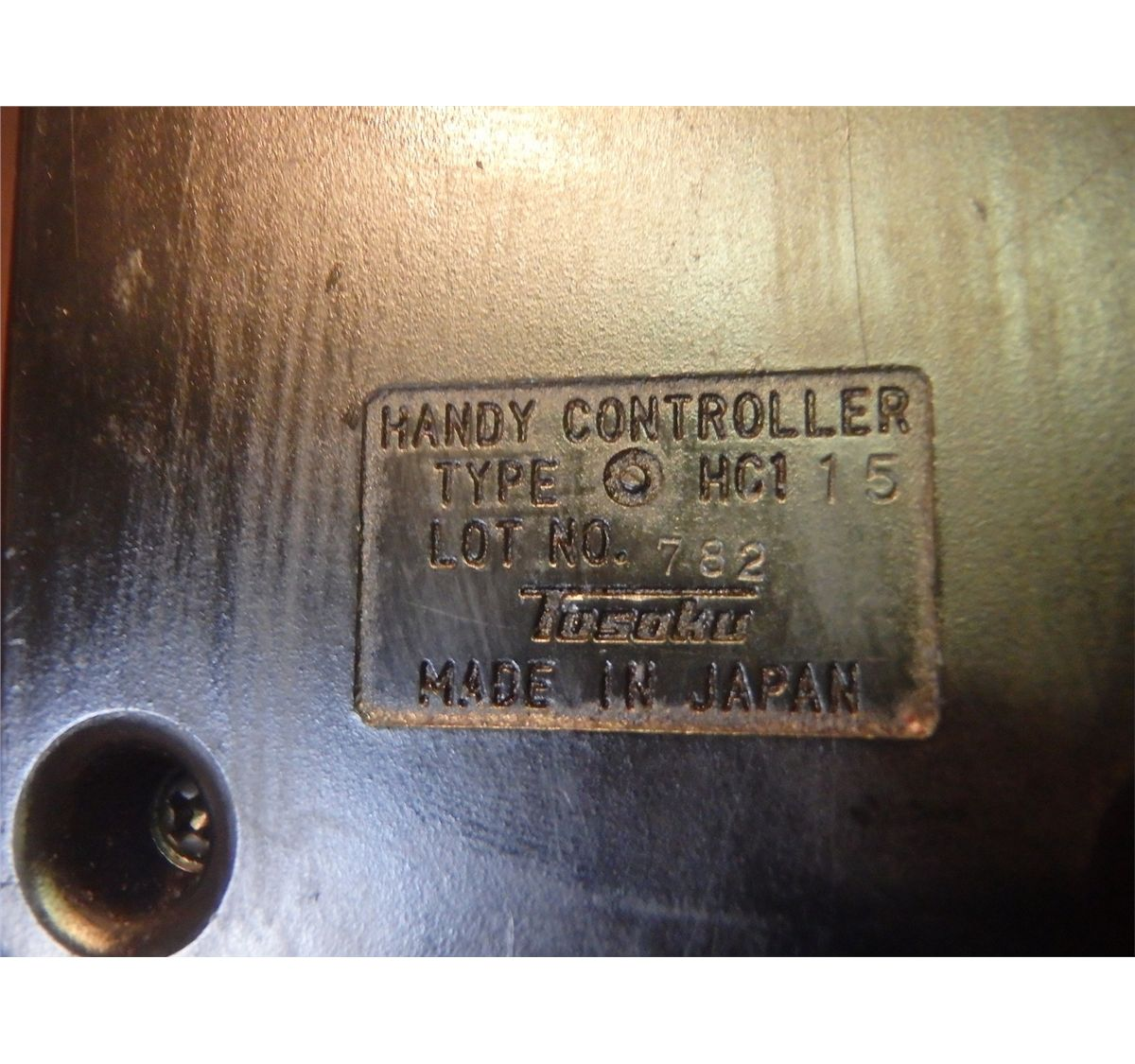handy controller type hc115