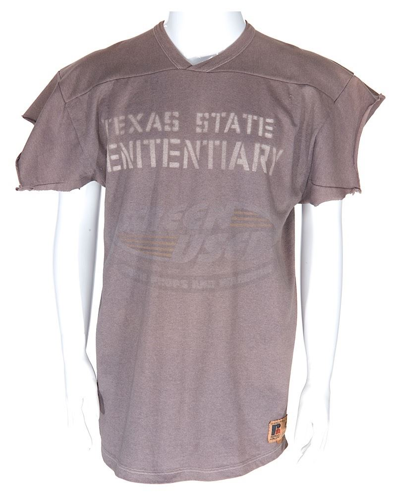 hot sales 596dd fb34d Necessary Roughness - Ed 'Too Tall' Jones' Penitentiary Jersey