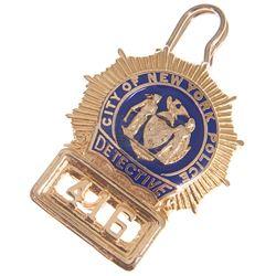 15 Minutes - Detective Eddie Flemming's Badge (Robert De Niro)