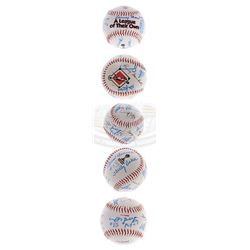 A League of Their Own - Autographed Baseball