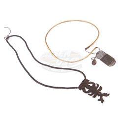 Apocalypse Now - Lance B. Johnson's Dog Tags & Necklace