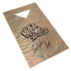 """Back To The Future 2 - """"Blast From The Past"""" Store Bag"""