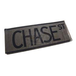 "Batman - ""Chase Street"" Sign"