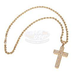 2 Guns - Bobby's Rope Necklace & Cross (Denzel Washington)