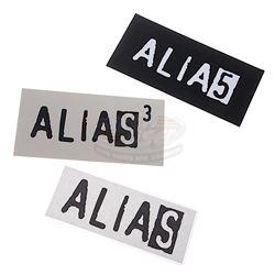 Alias (TV) - Parking Passes